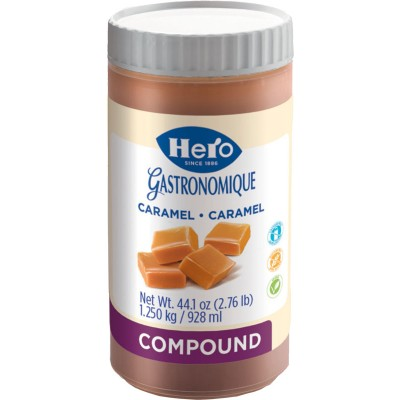 Hero Compound Caramel