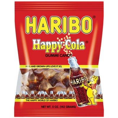 Haribo Happy Cola Bag