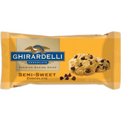 Ghirardelli Semi-Sweet Chips
