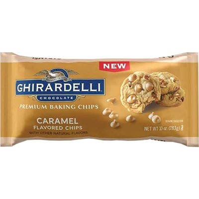Ghirardelli Caramel Chips Baking Chocolate