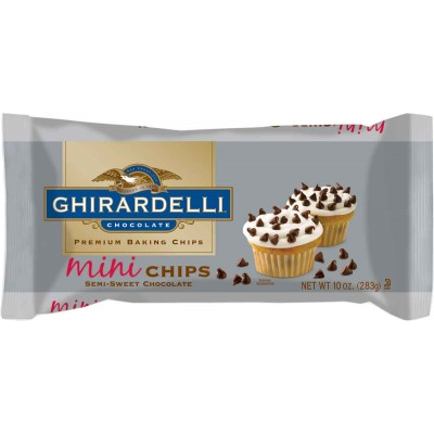 Ghirardelli Semi-Sweet Mini Chips