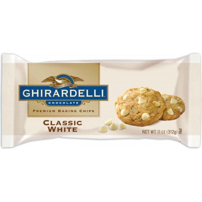 Ghirardelli Classic White Chips