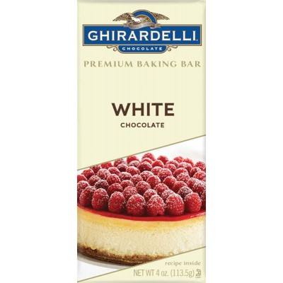 Ghirardelli Classic White Chocolate Bar