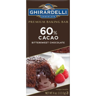 Ghirardelli Bittersweet Chocolate Bar