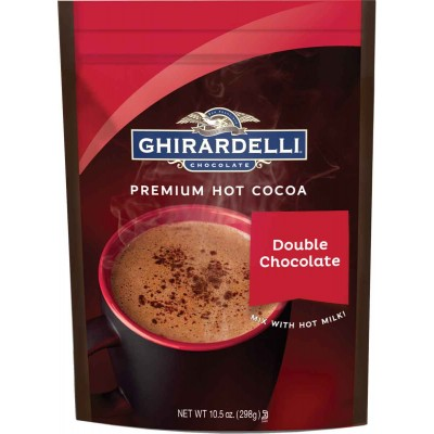 Ghirardelli Double Chocolate Hot Cocoa Pouch