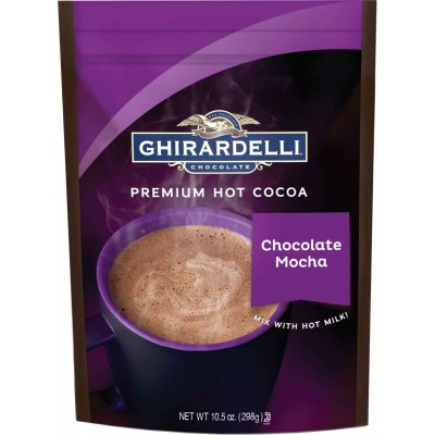 Ghirardelli Chocolate Mocha Hot Cocoa Pouch