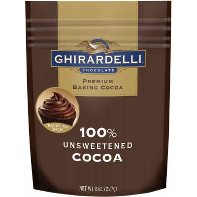 Ghirardelli Unsweetened Ground Cocoa