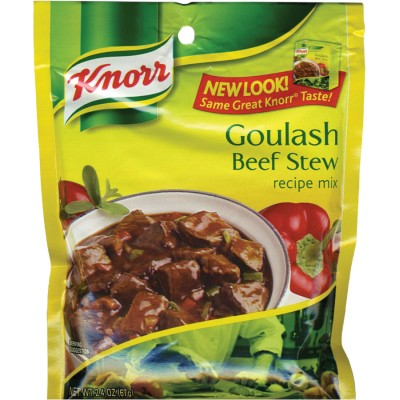Knorr Beef Stew (Goulash) Entree Recipe Mix
