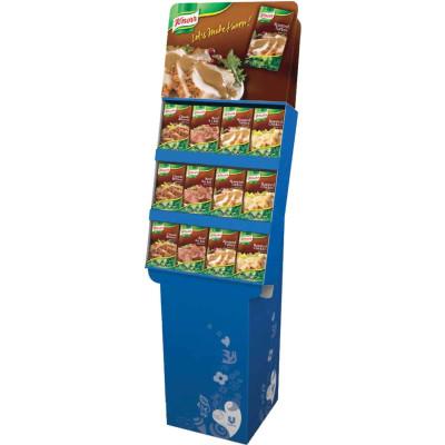 Knorr 4 Flavor Gravy Shipper