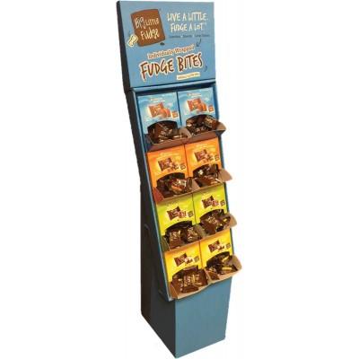 Big Little Fudge Assorted Fudge Bites Floor Display