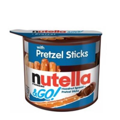 Nutella N Go Pretzel