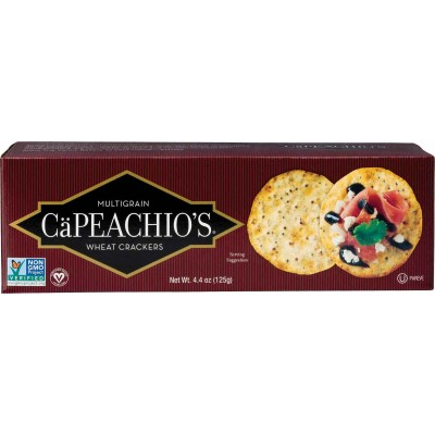 Capeachios Multigrain Wheat Cracker