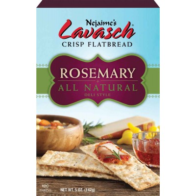 NeJaimes Rosemary Lavasch Flatbread