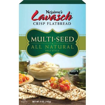 NeJaimes Multiseed Lavasch Flatbread
