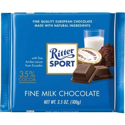 Ritter Milk Chocolate Bar