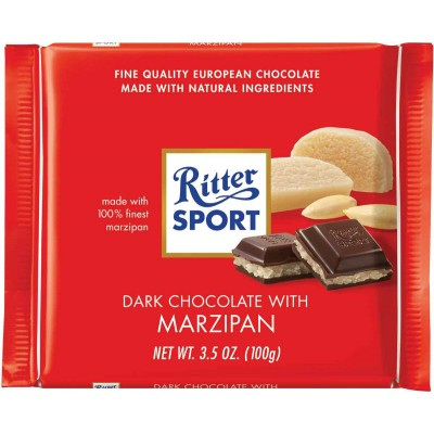 Ritter Marzipan Chocolate Bar