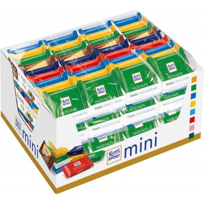 Ritter 9 Pack Assorted Mini Impulse Bars