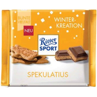 Ritter Speculatius Chocolate Bar