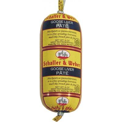 Schaller & Weber Goose Liver Pate