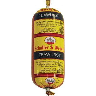 Schaller & Weber Fine Teewurst