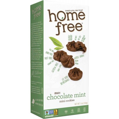 Home Free Gluten Free Chocolate Mint Cookies