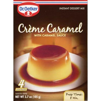Dr Oetker Flan Creme Caramel Dessert Mix