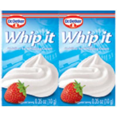 Dr Oetker Whip It .35 oz  ea (2pk)
