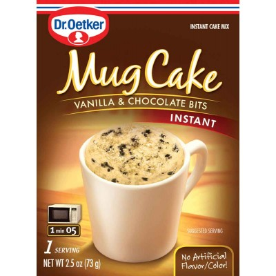 Dr Oetker White Chip Mug Cake Mix