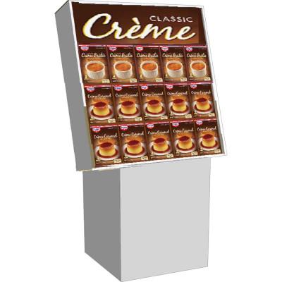 Dr Oetker Premium Dessert Display