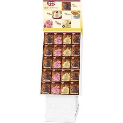Dr Oetker Mousse Supreme Display