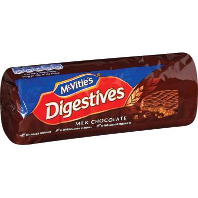 McVities Digestive Milk Chocolate Cookie