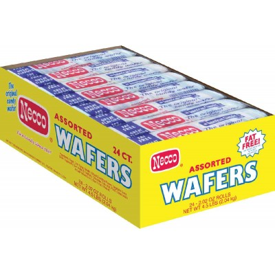 Necco Assorted Original Wafers