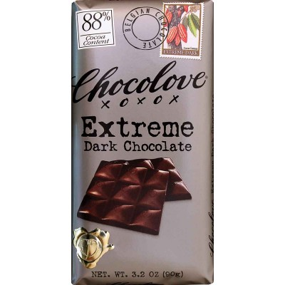 Chocolove Extreme Dark Chocolate