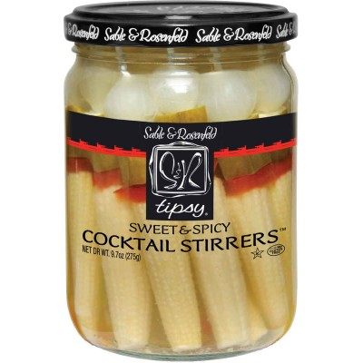 Sable & Rosenfeld Sweet and Spicy Stirrers