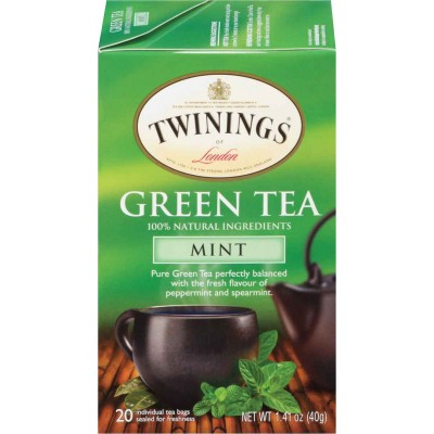 Twinings of London Mint Green Tea