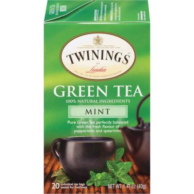 Twinings of London Mint Green Tea