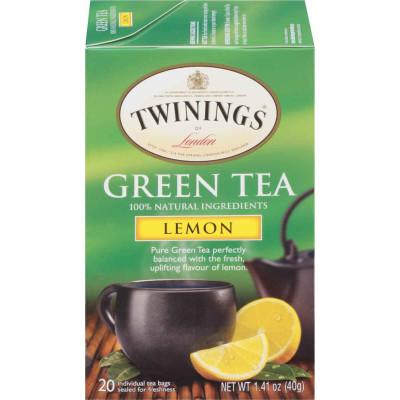 Twinings of London Lemon Ginger Tea
