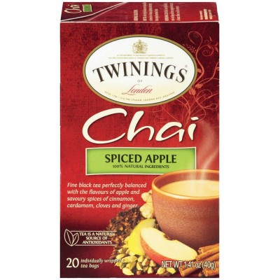 Twinings of London Spiced Apple Chai Tea
