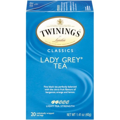 Twinings of London Lady Grey Classic Tea