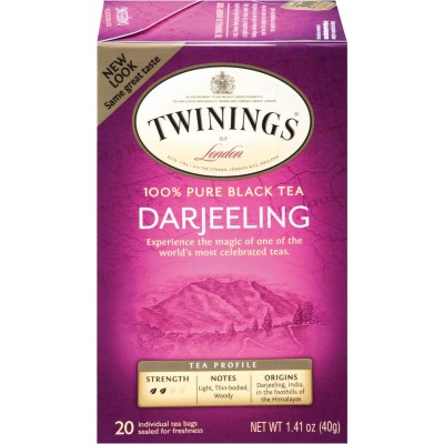 Twinings of London Darjeeling Origins Tea