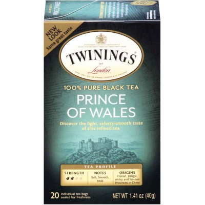 Twinings of London Prince of Whales Classic Tea