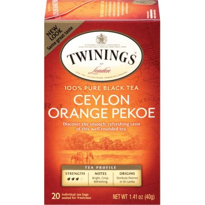 Twinings of London Ceylon Orange Pekoe Origins Tea
