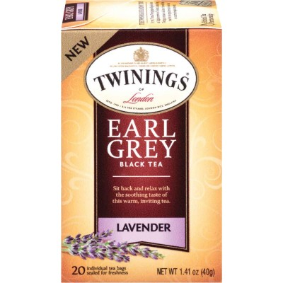 Twinings of London Lavender Earl Grey Blend