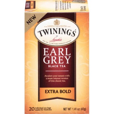 Twinings of London Extra Bold Earl Grey Blend