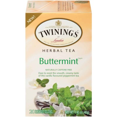 Twinings of London Buttermint Herbal Tea