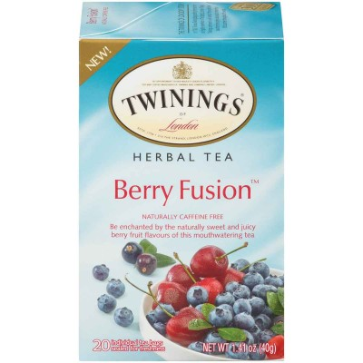 Twinings of London Berry Fusion Herbal Tea