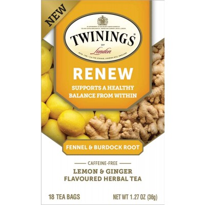 Twinings of London Wellness Tea Renew