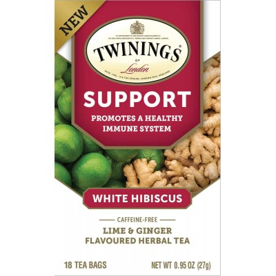 Twinings of London Wellness Tea Support