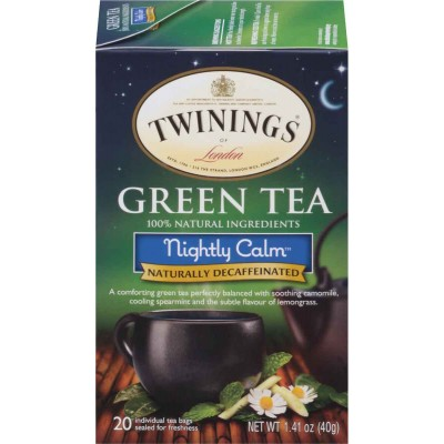 Twinings of London Nightly Calm Green Tea