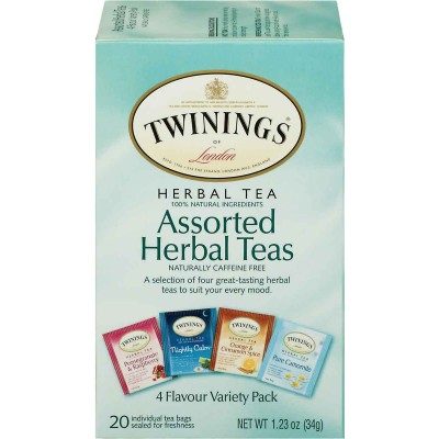Twinings of London Herbal Tea Assortment
